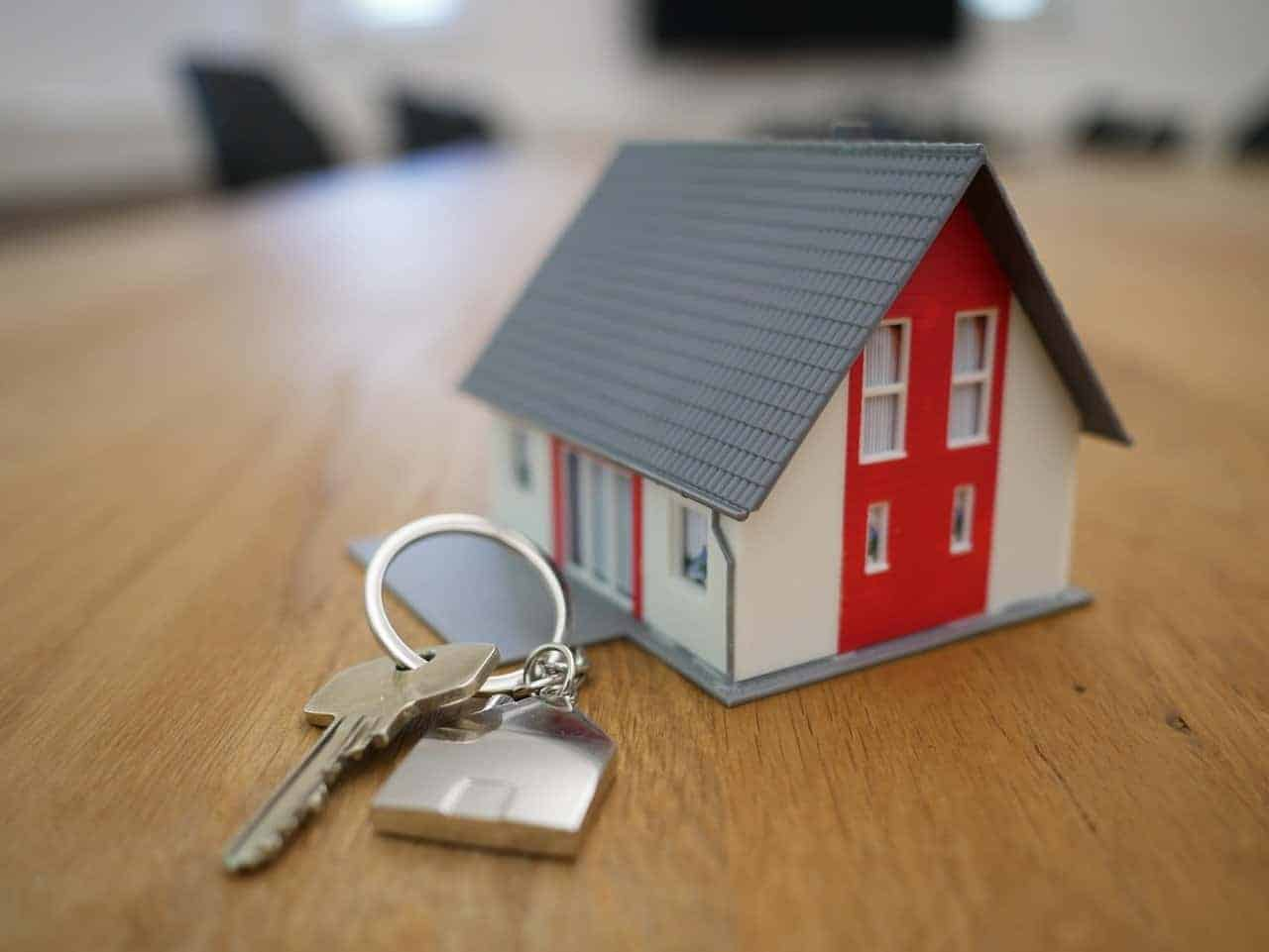 open house and key